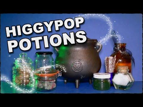 Higgypop Potions, Spells & Magic