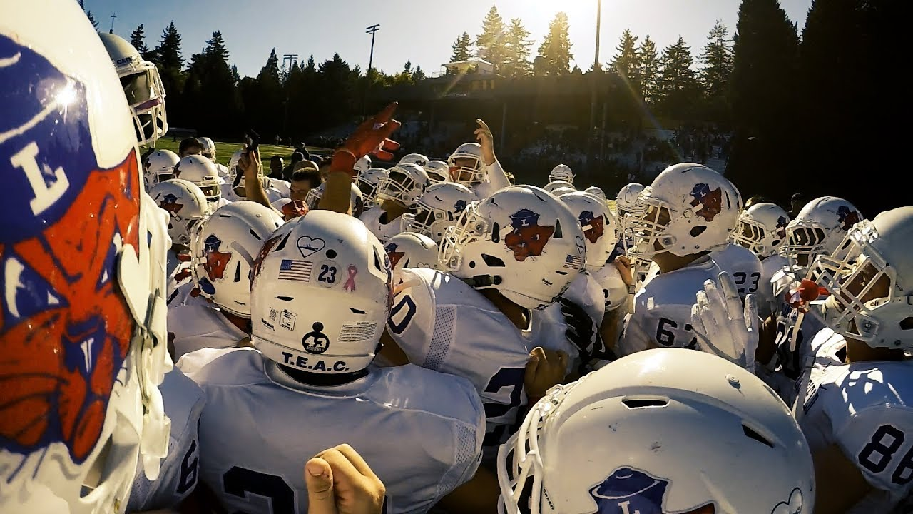 """2017 Linfield College Football: """"All My Friends"""" - YouTube"""