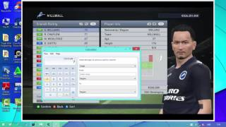 Cheat PES 2015 Master League With Cheat Engine