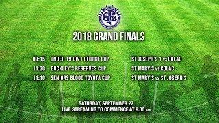GEELONG FNL 2018 GRAND FINALS