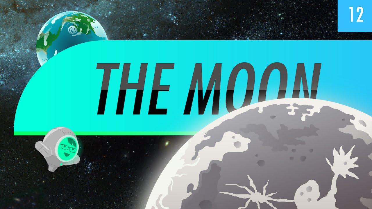 Astronomy coursework moon