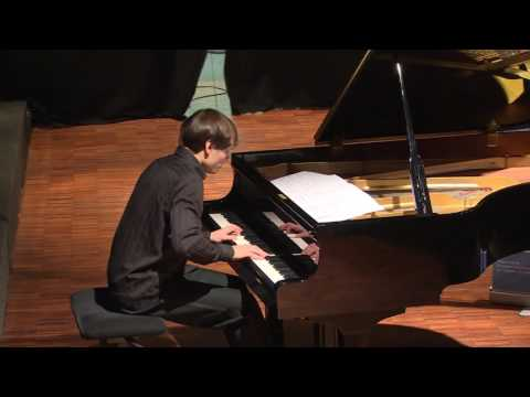 """Blooming May"" performed by  Ilya Rashkovskiy"