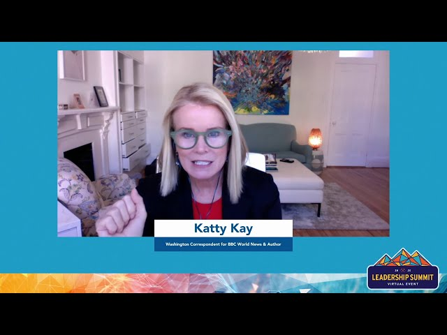 KATTY KAY: Decline in Trust in Government and Institutions