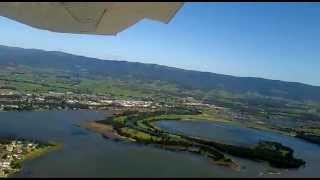 Student Pilot Landing