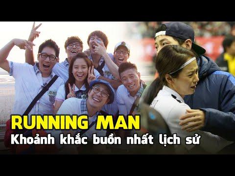 Running Man từng tồn tại 4 khoảnh khắc buồn nhất lịch sử, Lee Kwang Soo khóc nhiều nhất
