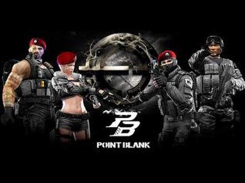 PointBlank-Testando novas Armas