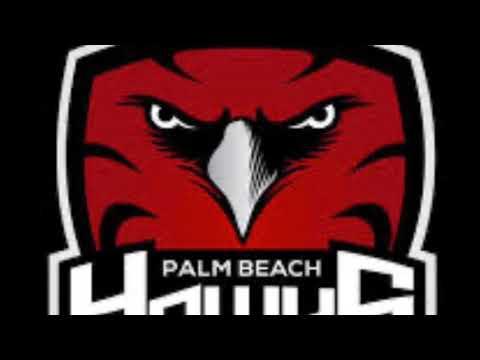 Palm Beach Hawks Goal Horn