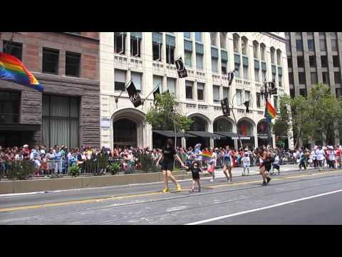 San Francisco Pride Parade 2015 The Berkeley School
