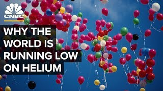 Why There Is A Helium Shortage