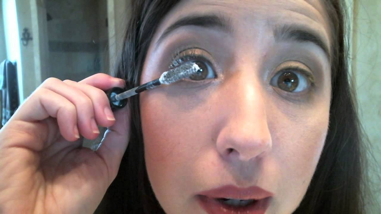 Make Up For Ever Lash Fibers Review And Demo Youtube