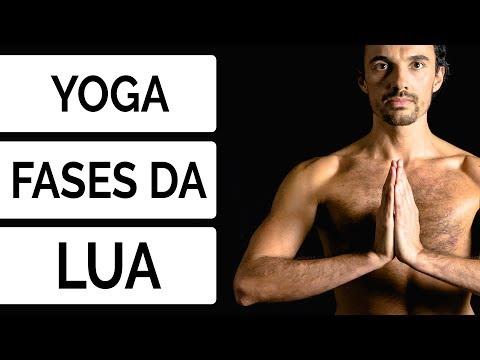 🌙 Efeitos das fases da Lua na prática de Yoga