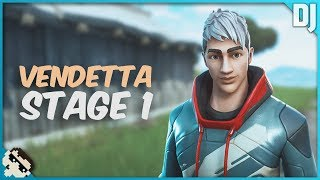 Vendetta Skin Stage 1: Suit Up Set - Saison 9 Battle Pass! (Fortnite Battle Royale)
