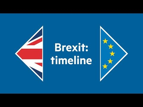 Brexit: key dates