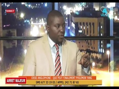 Arrêt Majeur - Plainte Contre Paul Biya à la CPI/ Crise Anglophone: Que peut Philemon Yang?