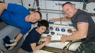 Space Station Live: Opening Up the Neurocognitive Toolkit