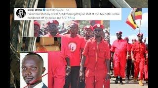 Vigil of our massacred brother Yasin Kawuuma ( Bobi Wine's Driver) People power  #FreeBobiWine