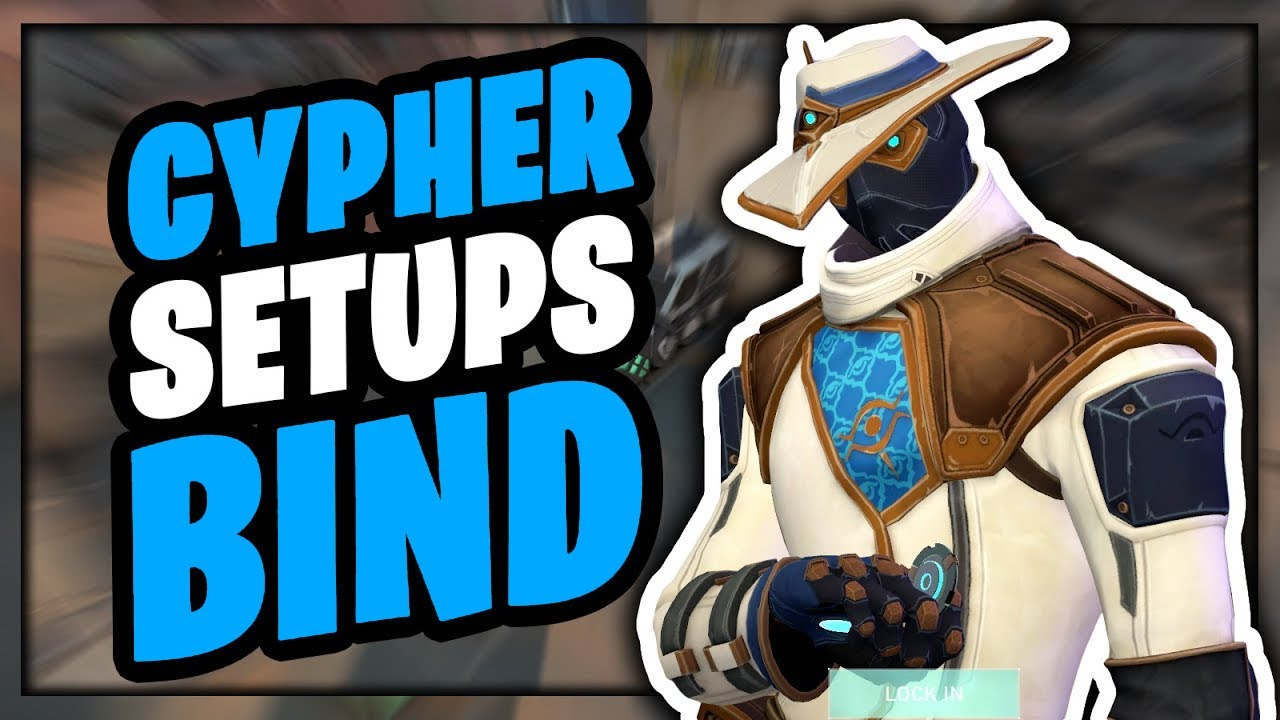 BEST CYPHER SETUPS and CAMERA SPOTS on BIND