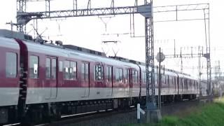 近鉄電車8800系FL02