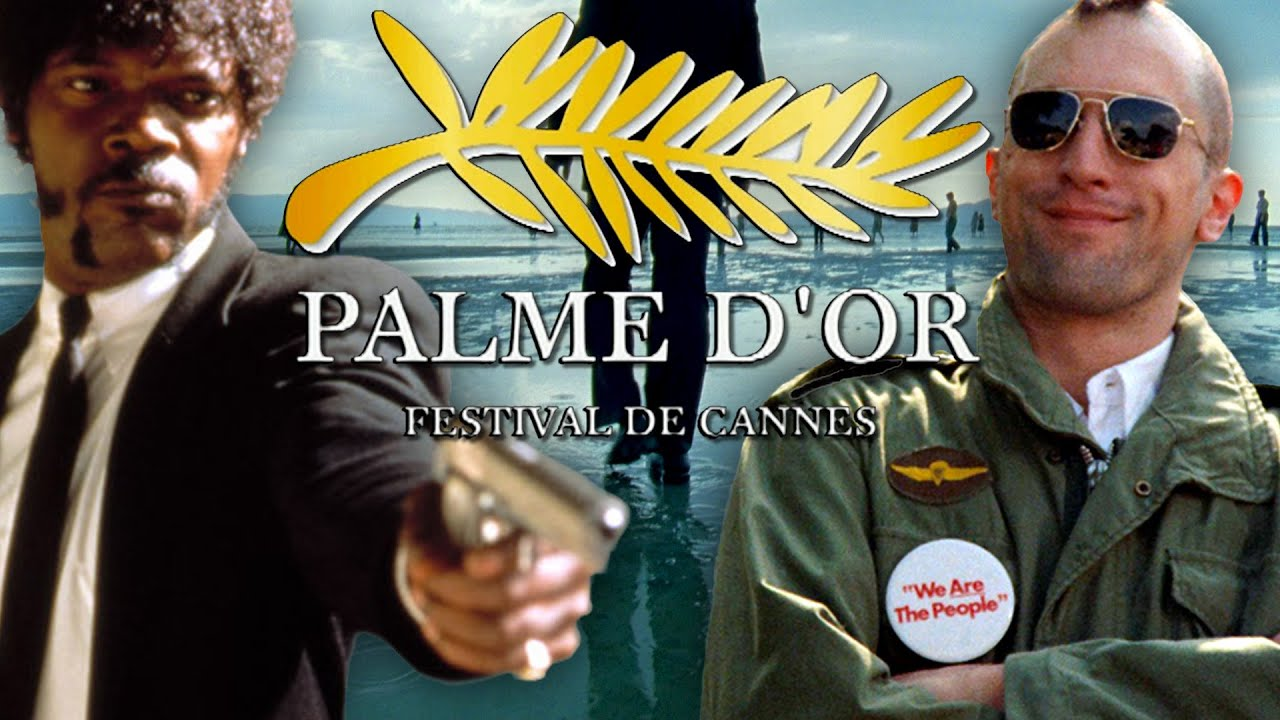 Top 10 Cannes Palmes d'Or Winners