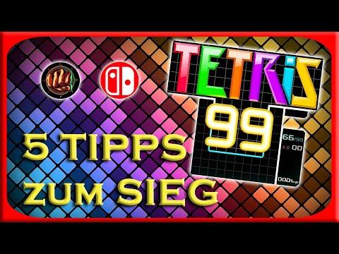5 TIPPS Zum SIEG |Tetris 99 Deutsch | Bro Nation Playz