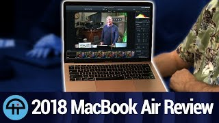 MacBook Air (2018) Review and Huawei MateBook X Pro Comparison
