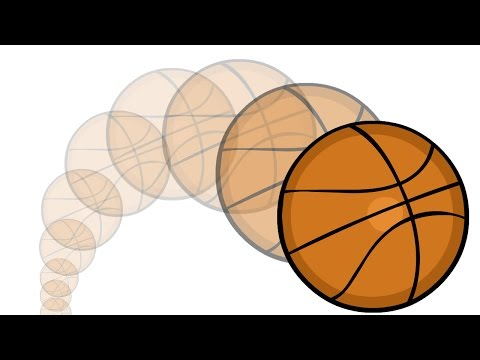 How to Animate a Bouncing Ball - Like a PRO!