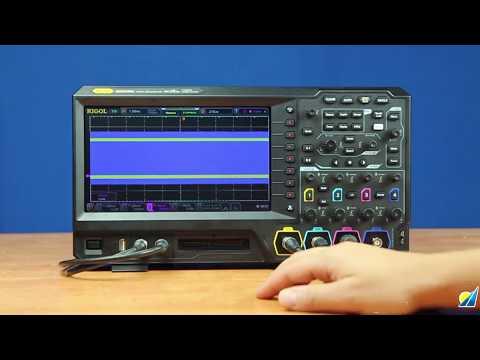 Rigol MSO5000 Mixed Signal Oscilloscope: Introduction/Review