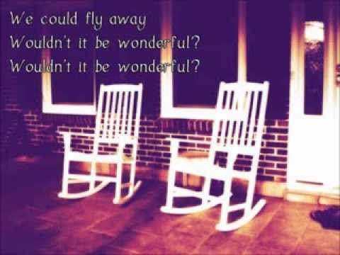 2 Rocking Chairs Instrumental For Desk Branches Lyric Video Youtube