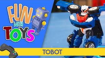 Fun With Toys - TOBOT