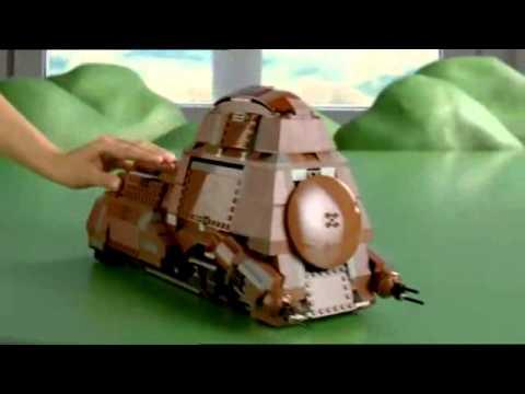 New lego star wars mtt tv commercial youtube - Croiseur interstellaire star wars lego ...