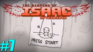 The Binding of Isaac AFTERBIRTH [Overkill] Ep.7