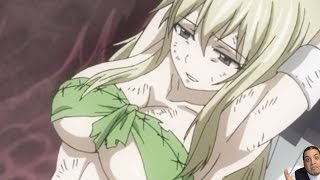 FAN OMFG MOMENT: Fairy Tail Episode 248 (Series 2 Ep 73) フェアリーテイル Anime -- OMFG AMAZING LUCY FTW