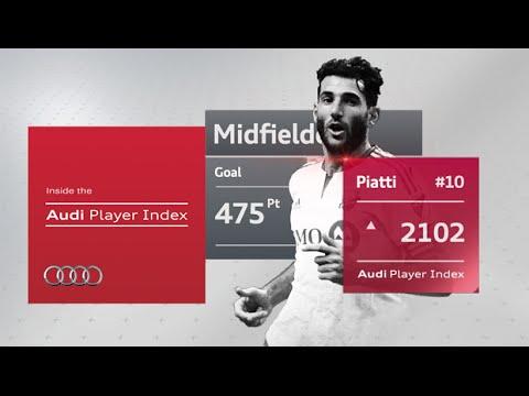 Ignacio Piatti puts the Impact on his back in Week 1