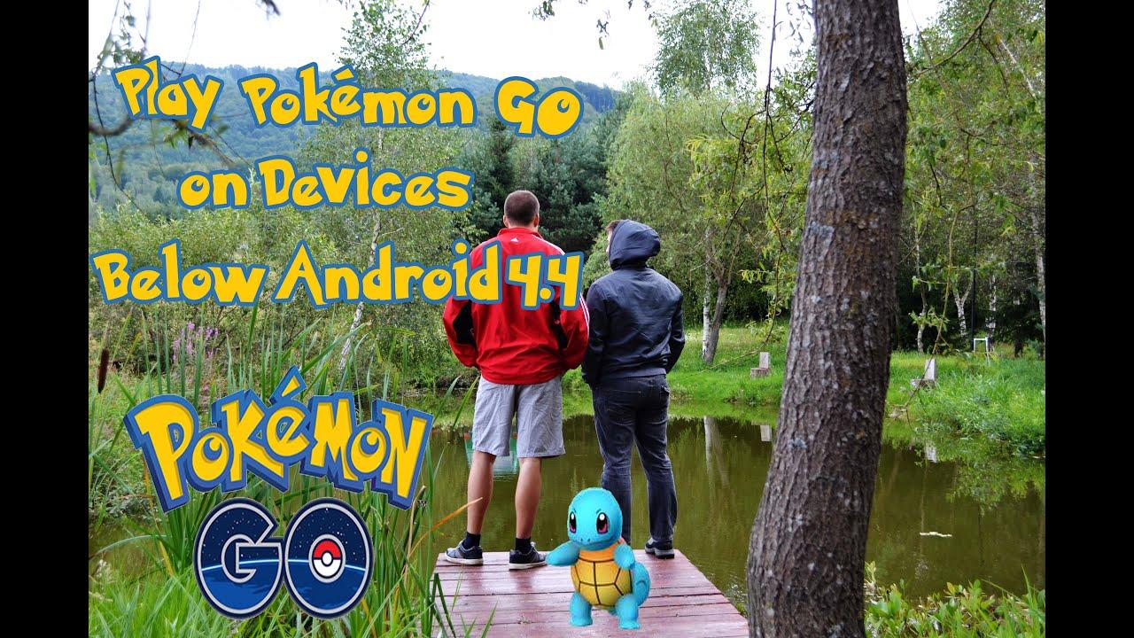 Comment jouer à Pokémon Go avec un smartphone sous Jelly Bean ? – Tutoriel