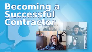 Talking Drupal #276 -  Becoming a Successful Contractor