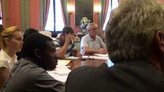 African Summer School: Conferenza Stampa