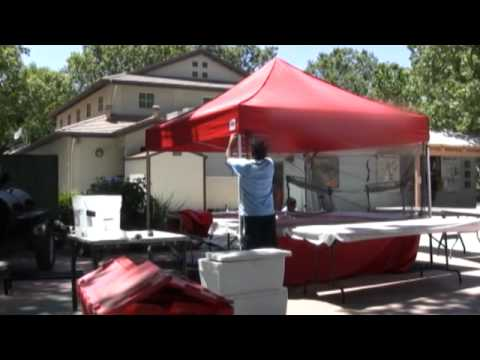 YOLO COUNTY TEMPORARY FOOD BOOTH SETUP VIDEO & YOLO COUNTY TEMPORARY FOOD BOOTH SETUP VIDEO - YouTube