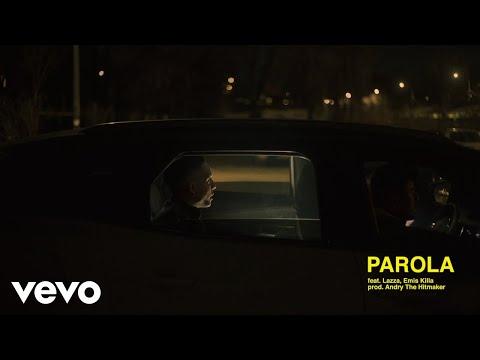 Giaime – PAROLA (Lyrics) ft. Lazza, Emis Killa, Andry The Hitmaker