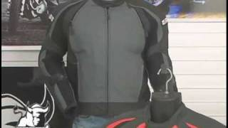 SSGEAR Moment of Truth Leather Jacket