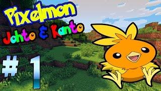 Minecraft pixelmon 3 3 9 shiny edition ep 1 w kingromeo - Pixelmon ep 1 charmander ...