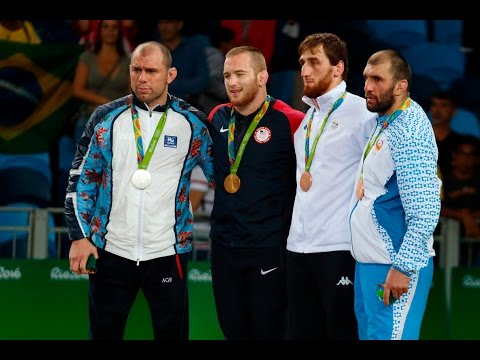 Rio 2016 Olympic Freestyle Wrestling 97kg
