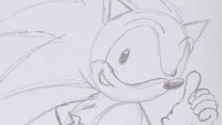 How To Draw Sonic The Hedgehog(This guide shows you How To Draw Sonic The Hedgehog. Watch this and other related films here - http://www.videojug.com/film/how-to-draw-sonic Subscribe!, 2012-01-11T10:12:31.000Z)