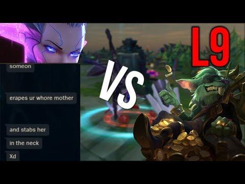 VAYSU VS RATIRL IN SOLOQ? - LEAGUE OF LEGENDS thumbnail