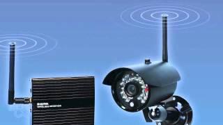 Elro C960DVR Camera beveiliging - zo werkt het