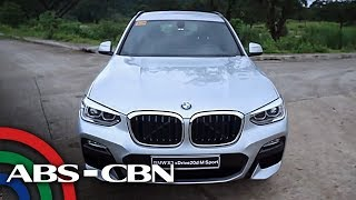 REV:  Paolo Abrera features the overall design and specifications of 2018 BMW X3 xDrive20d M Sport