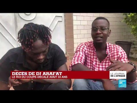Décès de DJ Arafat: réactions de ses proches et de son manager Abib Marouane