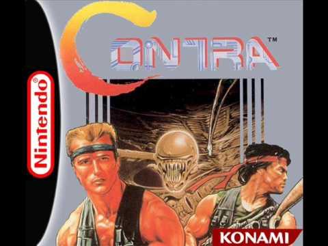 Contra Music (NES) - Boss Theme