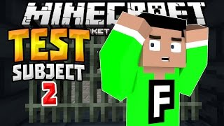 test subject 2 in mcpe 0 13 2 modded adventure map minecraft pe pocket edition