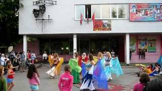 Dances of the Persian beauties from Russia, a part 3 Resimi