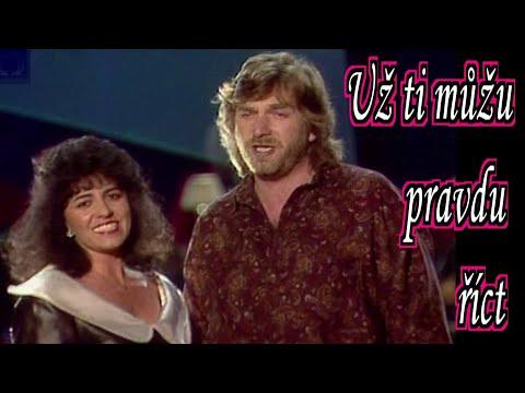 MILENA SOUKUPOVÁ VLADIMÍR KRATINA - UŽ TI MŮŽU PRAVDU ŘÍCT-PONY EXPRESS 1991